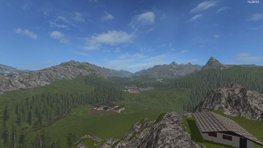South Tyrolean mountain scenery V 2.0