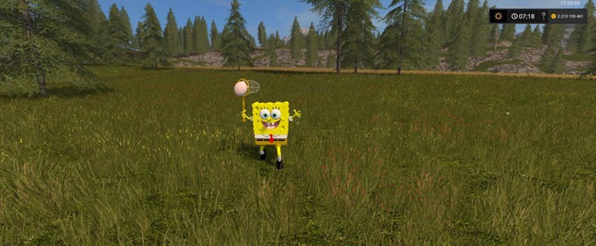 SpongeBob V 1.0