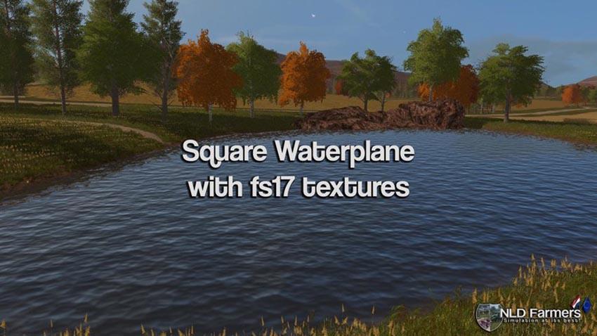 Square Waterplane V 1.0