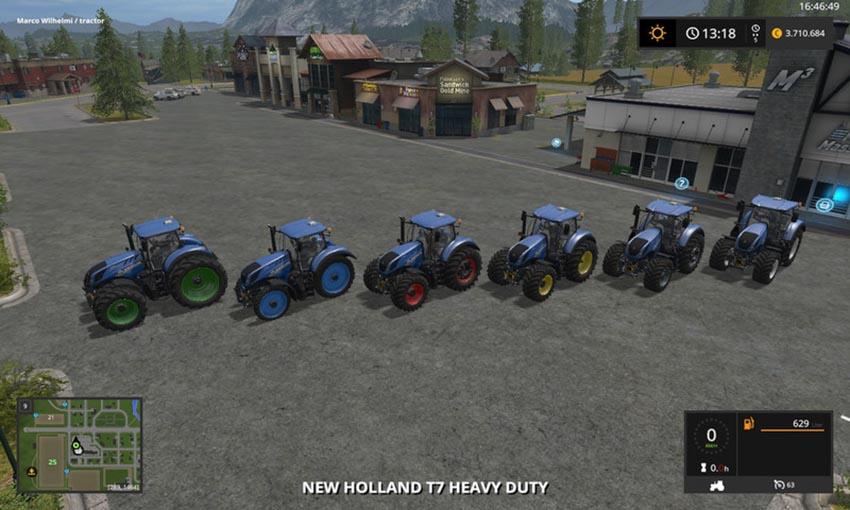 T7 Heavy Duty v 1.0
