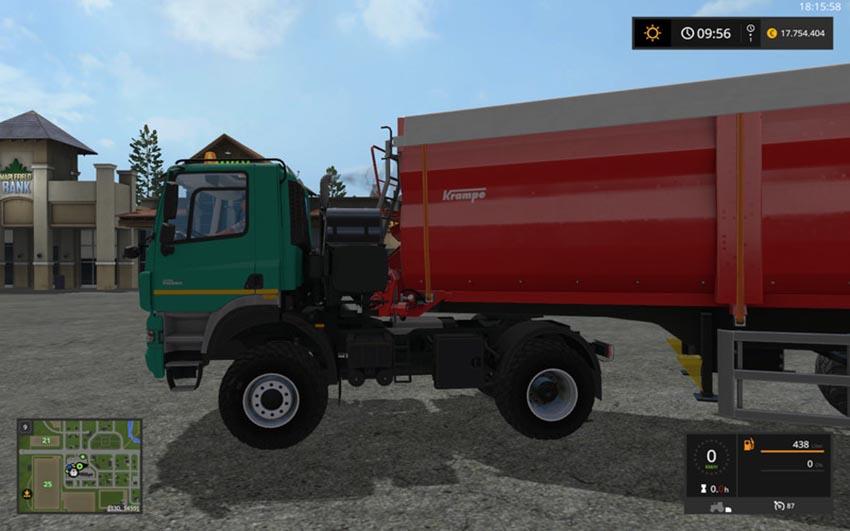 Tatra 4x4 MBP Modding v 1.0 Beta