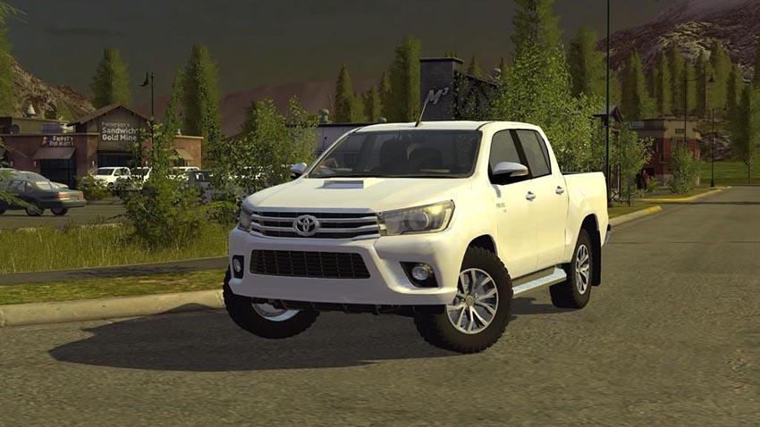 Toyota Hilux v 1.0