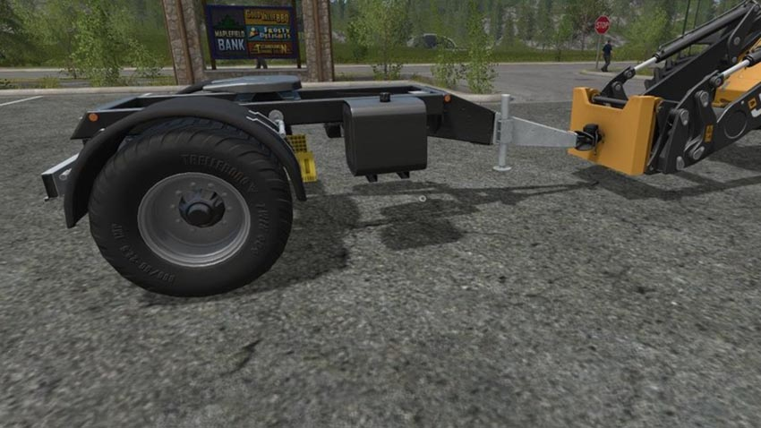 Wheel Loader To Trailer Adapter V 1.0