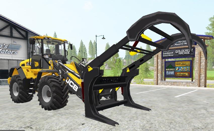 Wheelloader Forkmod V 1.0