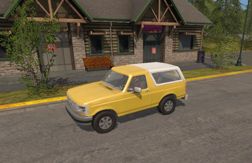 Bronco 1979 V 1.1