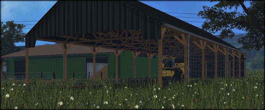 Building straw