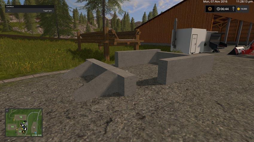 Chipper dock V 1.0