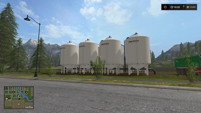 Cow silo V 1.0