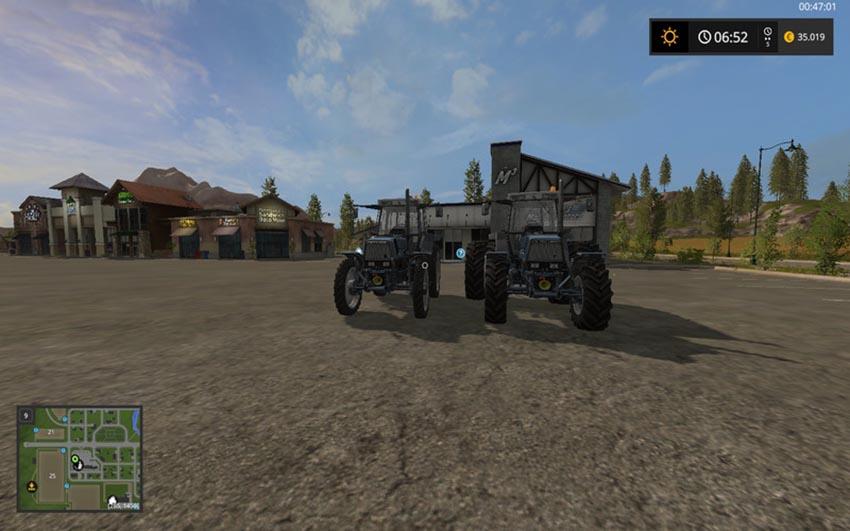 Deutz AgroStar 661 V 01