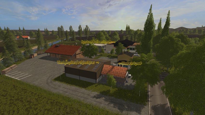 Mapping Hausen V 1.0
