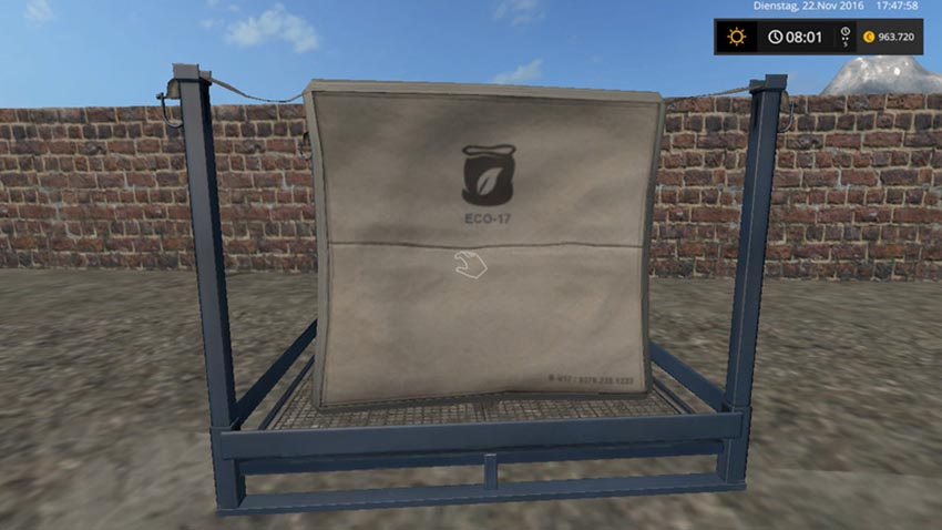 Pallet packing V 1.0