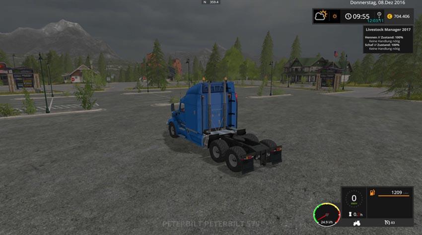 Peterbilt 579 V 2.0