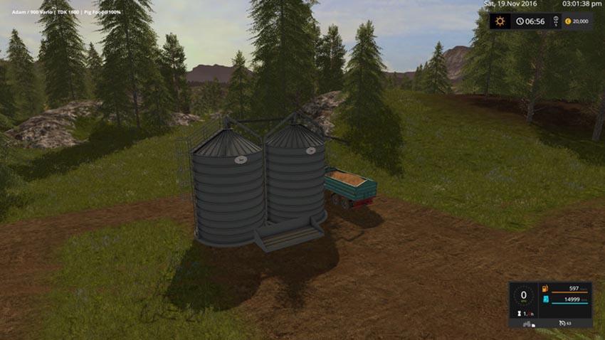 Pig silo V 1.0