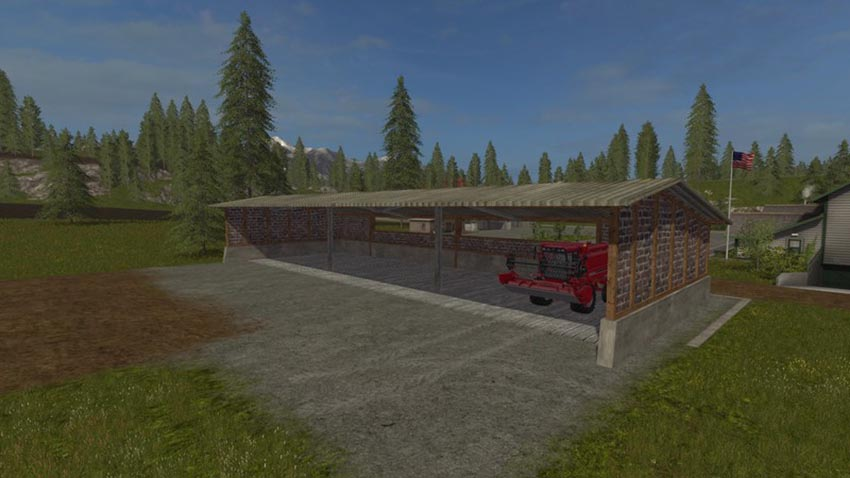 Placable stonehall V 1.1