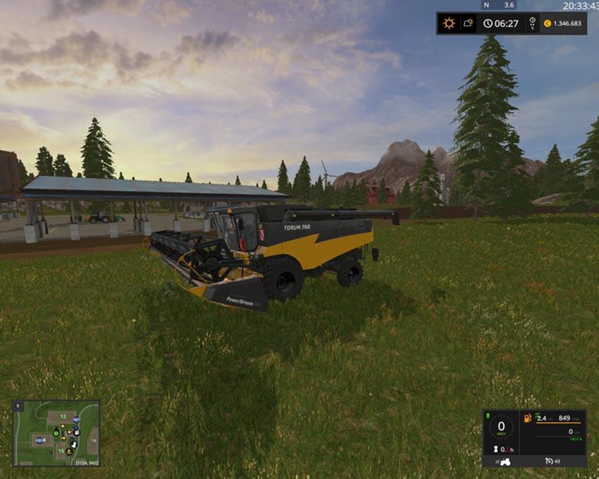 Torum 760gs V 1.0