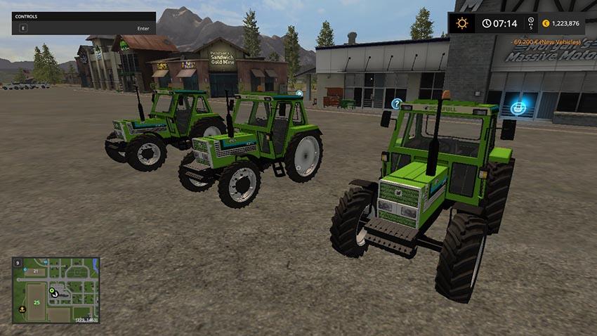 Agrifull 100S e 110S V 1.0