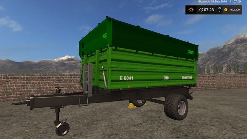 Brantner E8041 V 1.0