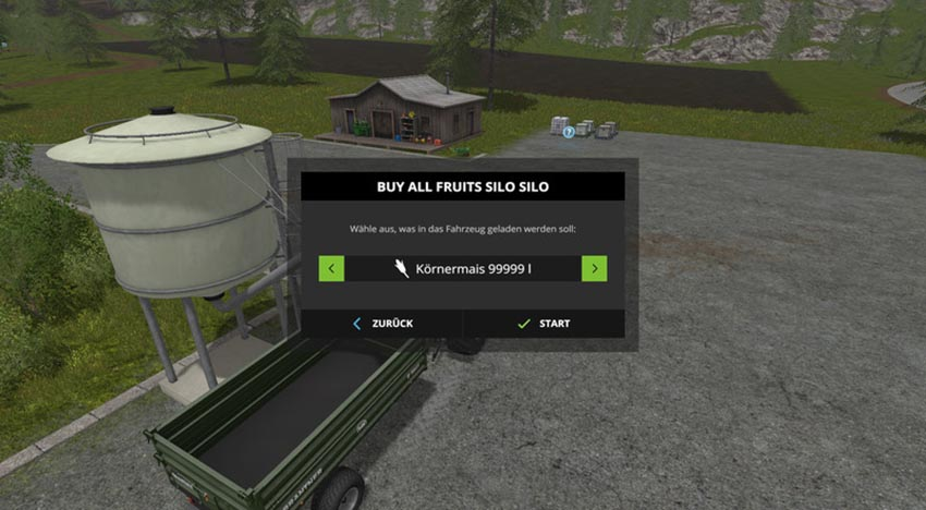 Buy all Fruits Silo V 1.1