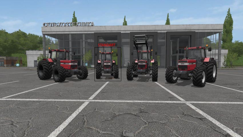 Case IH 1455 XL with extras V 1.0