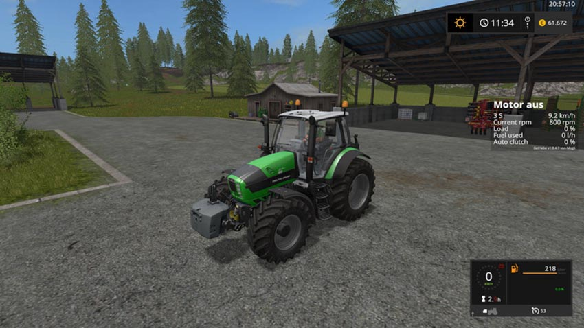 Deutz Fahr Series 6 V Beta 2