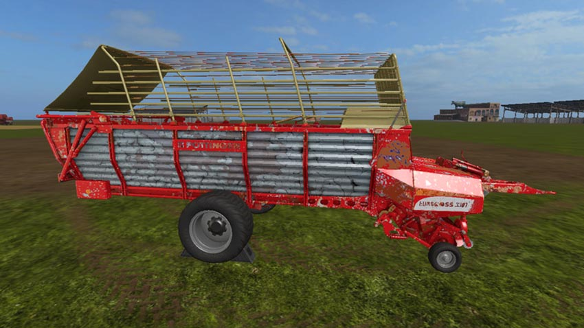 EUROBOSS come 330 T in the years V 1.0