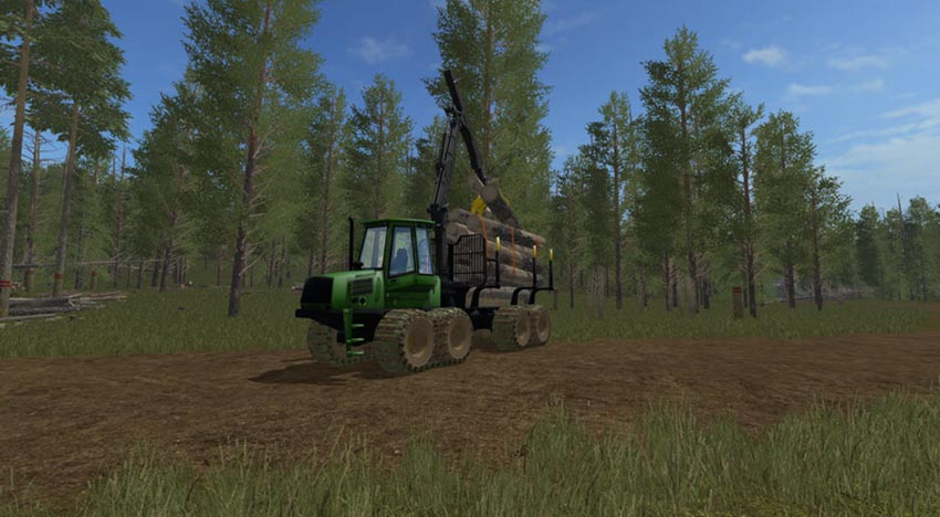 FS1485 forwarders with Autoload V 1.0
