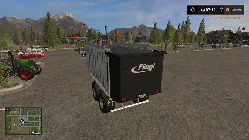 Fliegl TMK 266 Bull V 1.0
