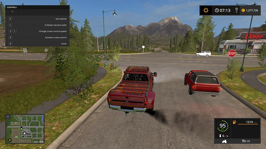 Ford F450 Dulley v 1.0