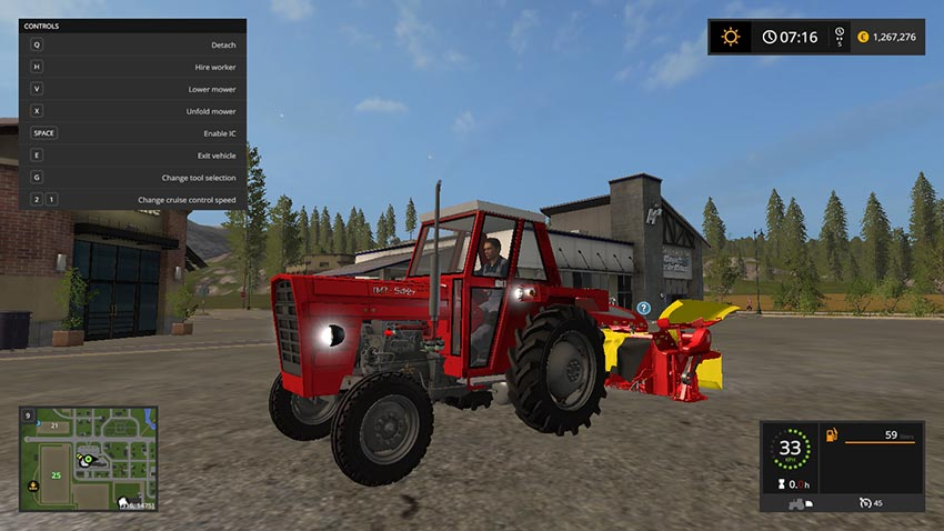 IMT 542 DeLuxe v 1.0