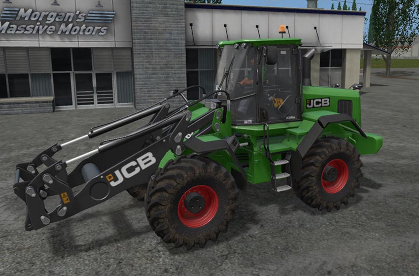 JCB 435 S modified V 1.0.0.1