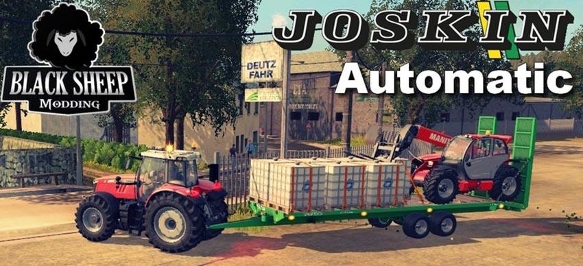 Joskin wago loader 10m 8m autoloader V 1.0.0.2