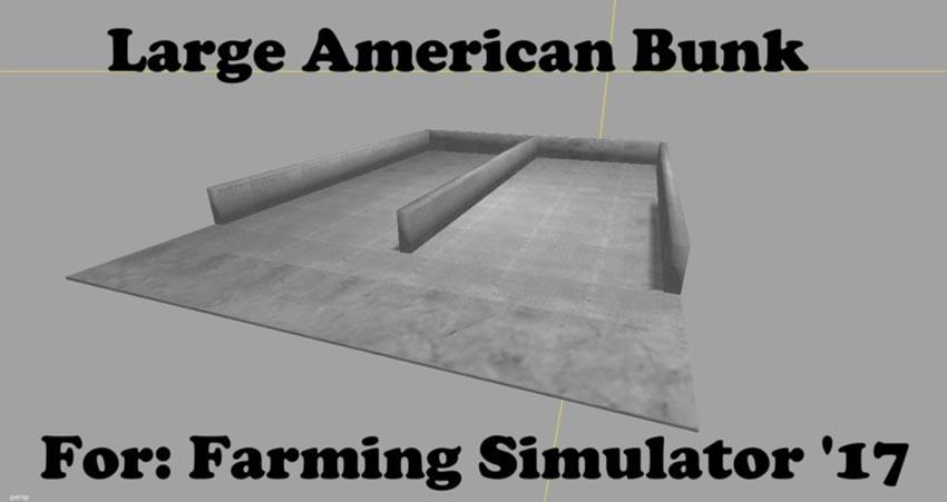 Large American Bunk V 1.0
