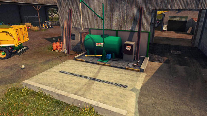 Liquid Fertilizer station Beiser v 1.0