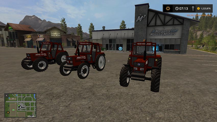 New Holland 110-90 V 1.0
