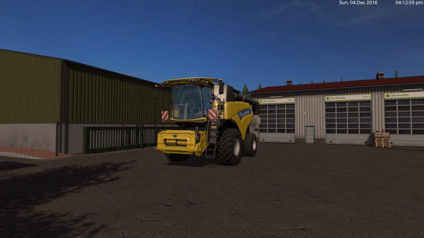 New Holland CR 6.90 V 1.1