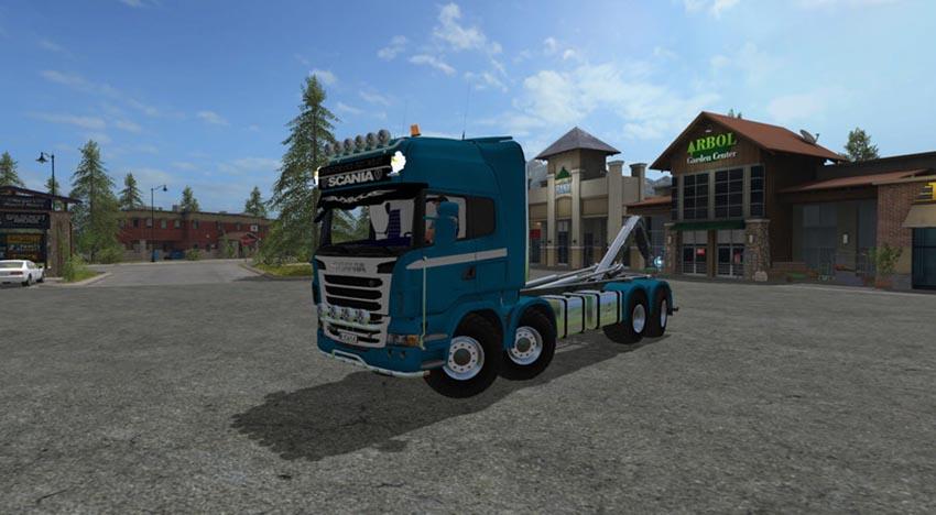 Scania R730 IT Runner V 1.0