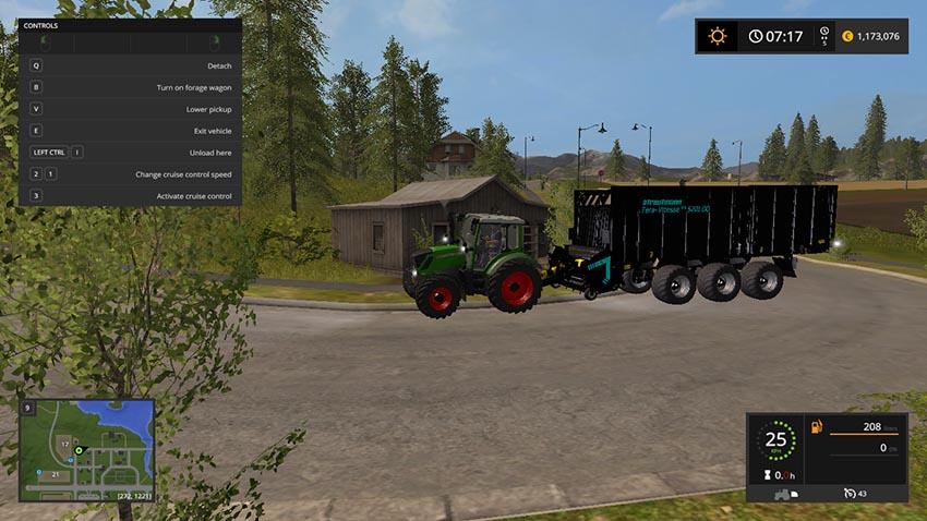 Strautmann Tera Vitesse 5201 Edit V 1.4