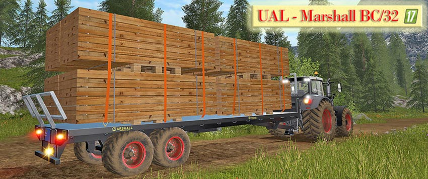 UAL Marshall BC / 32 - boards Palette V 1.0