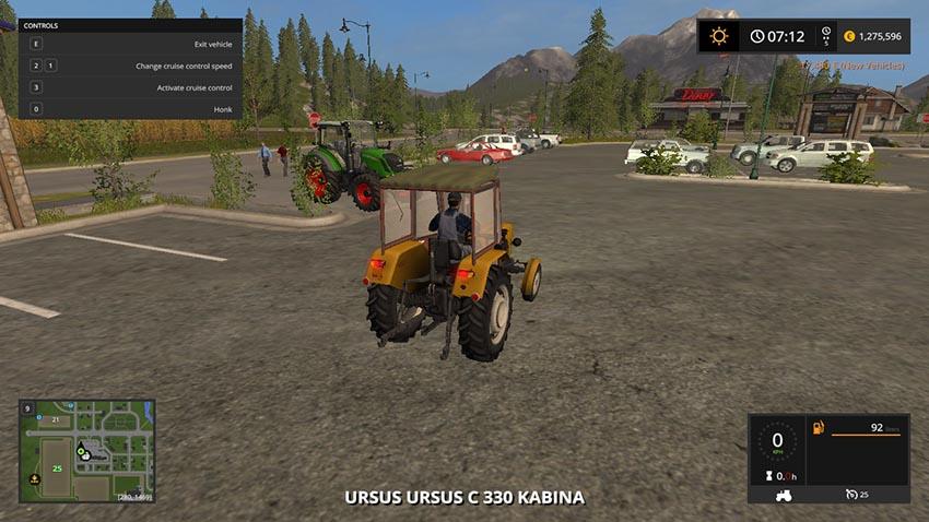 Ursus C 330 v 2.0