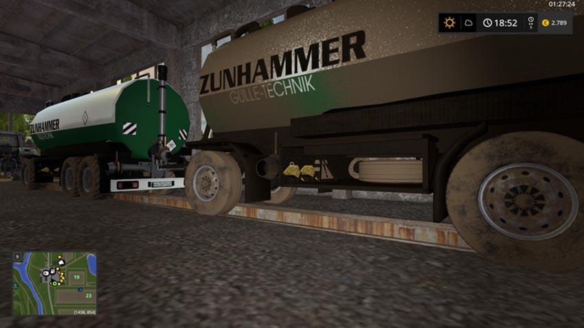 Zunhammer Slurry Transportation V 1.0