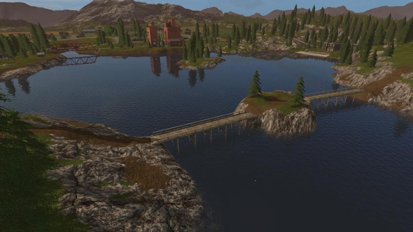 Crystal crest valley V 1.0