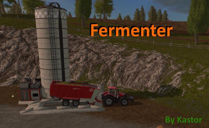 Fermenter silo V 1.0