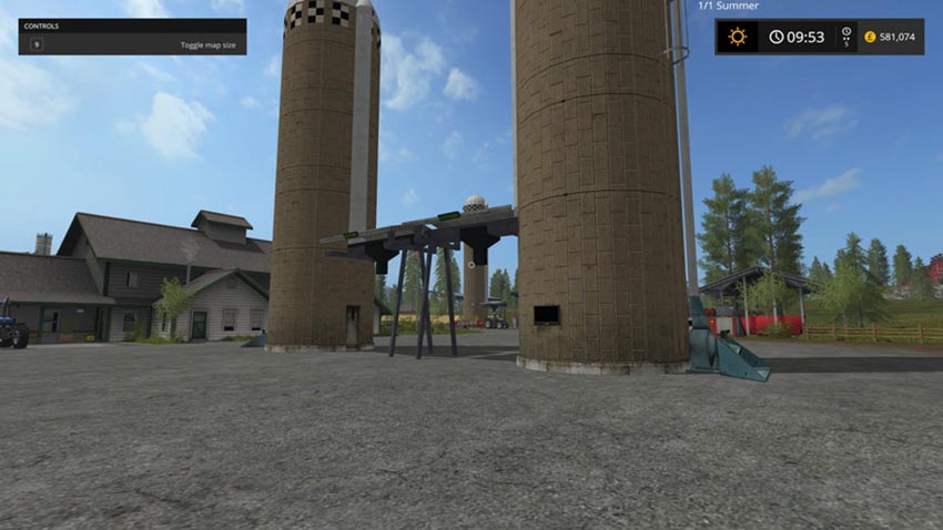 Fermenting silo V 1.0