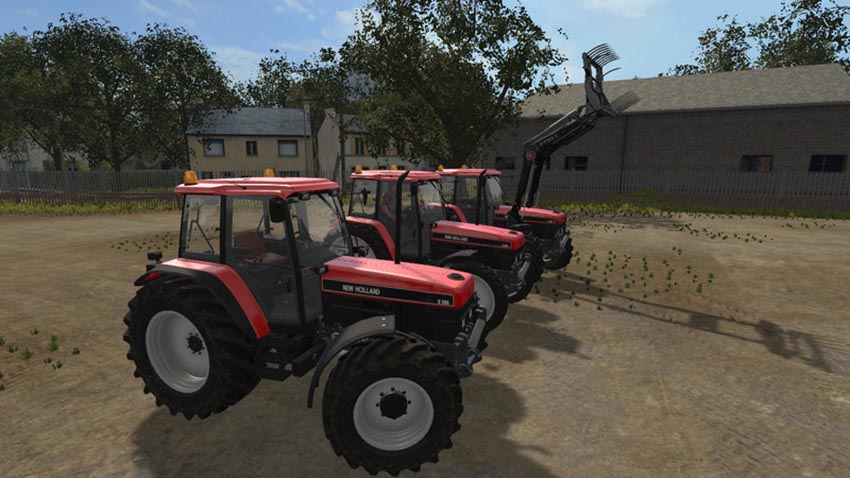 New Holland S series V 1.0
