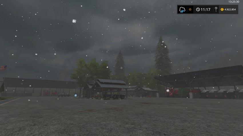 Snow V 1.0