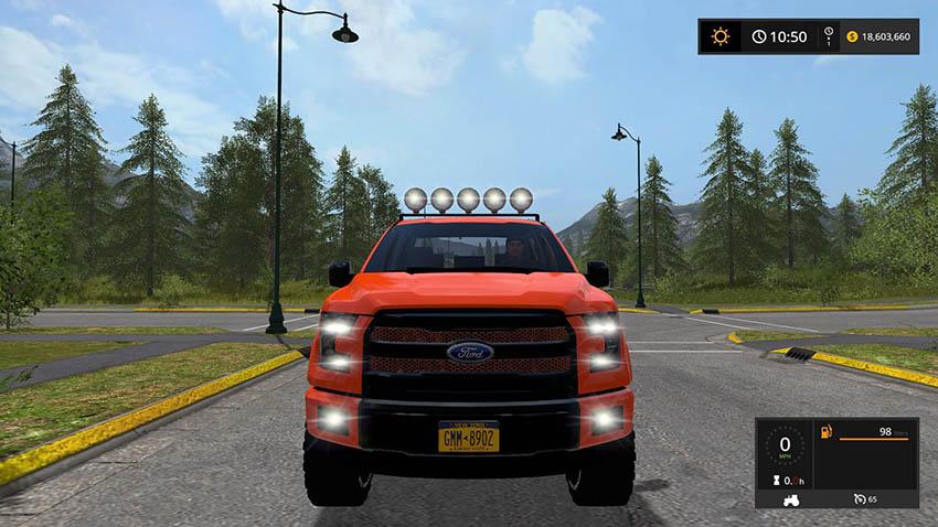 2015 Ford F-150 Lariat v 1.0