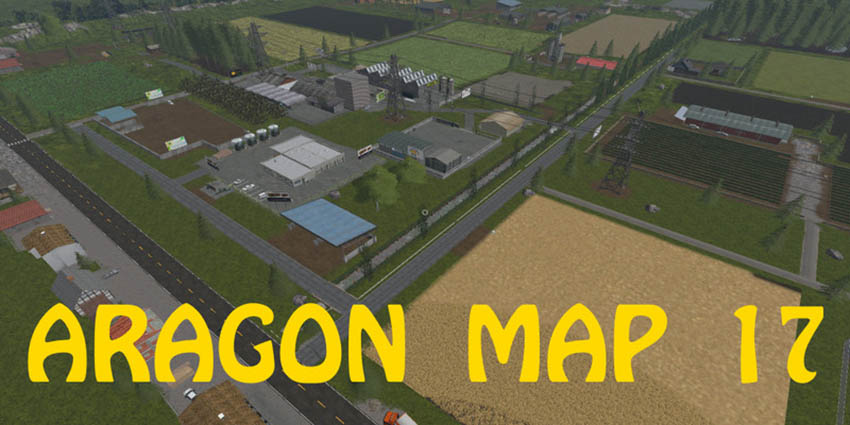Aragon Map 17 V 1.0