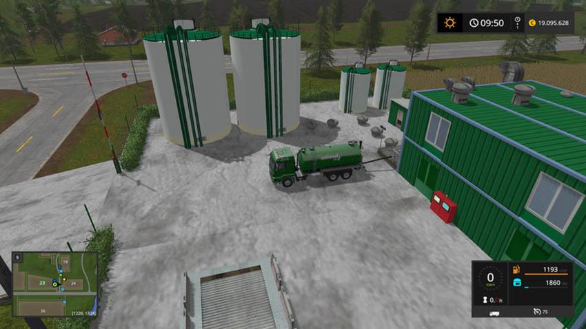 BIO-Diesel Refinery V 2.0
