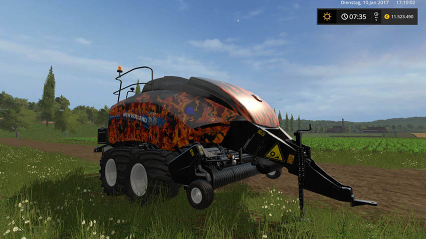 Big Baler 1290 V 1.0