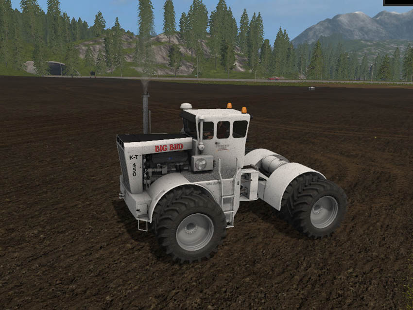 Big Bud K-T450 V 1.0
